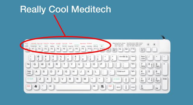 medical grade keyboard