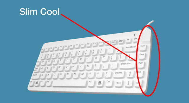 waterproof keyboard and mouse